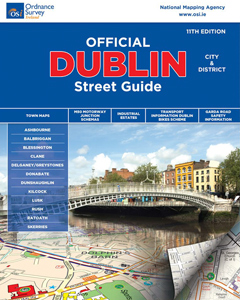 Official Dublin Street Guide